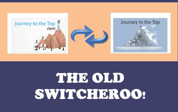 how to switch prezi templates teachmeprezi com