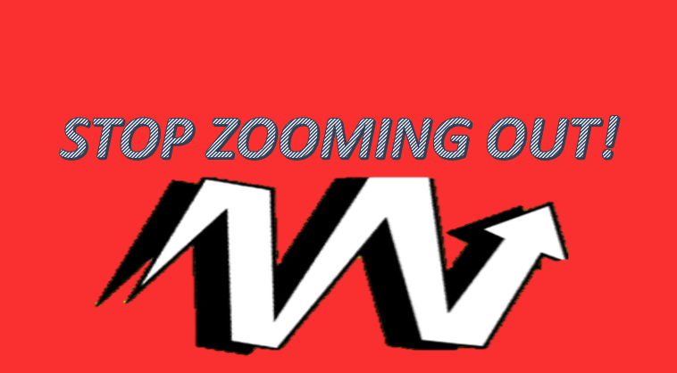 stop zooming out to the overview