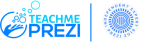TeachMePrezi Logo