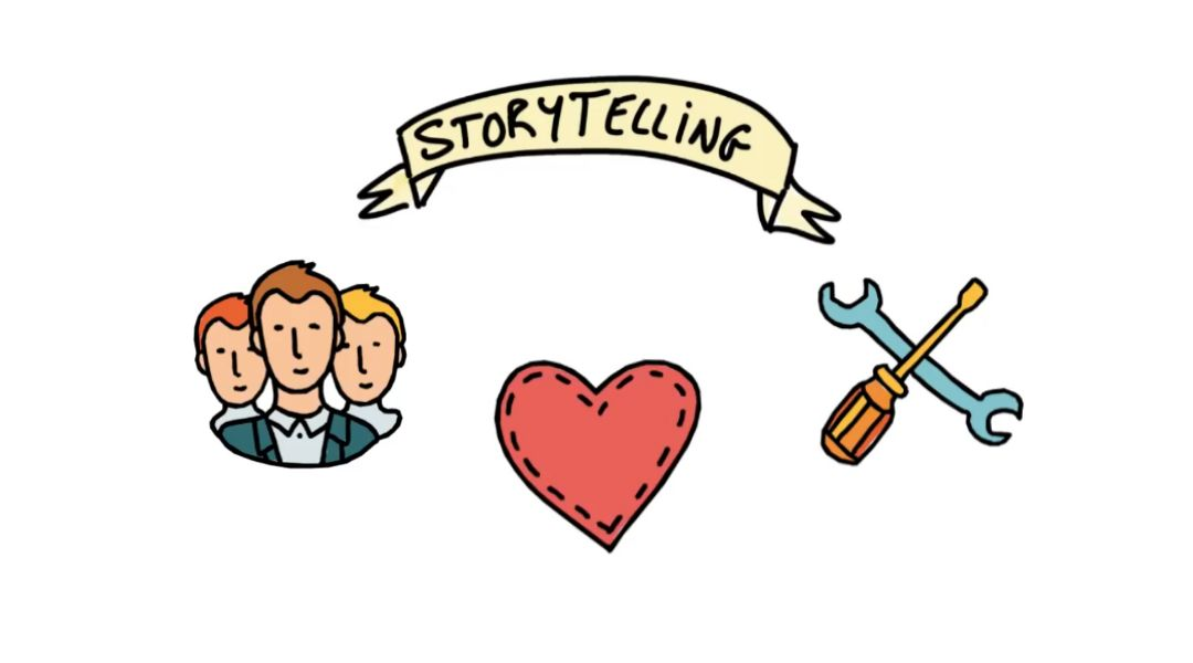 Structuring Storytelling Presentations
