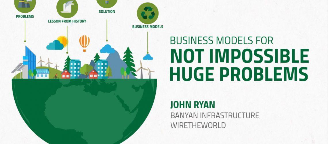 TEDx - Business Models John Ryan